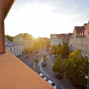 Blick über Bautzen